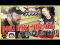 LITTLE POWERHOUSE!! | JUNNA - DOKIDOKI☆MORNING / BABYMETAL - Drum Cover | REACTION