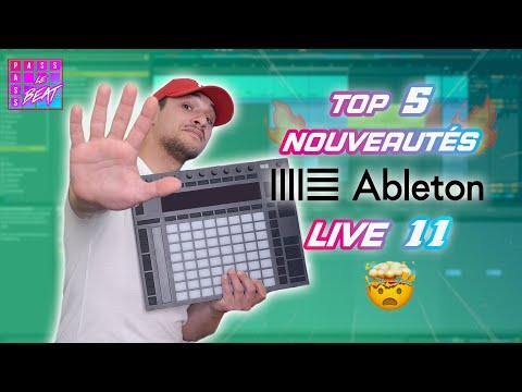 TOP 5 des nouvelles fonctionnalités d'Ableton Live 11 !