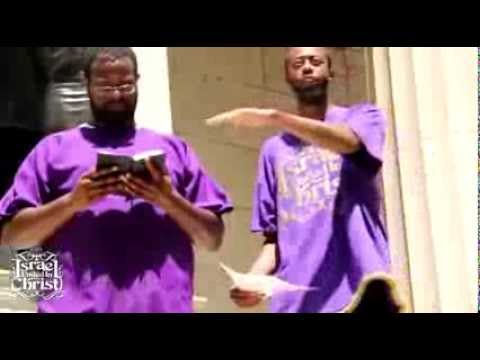 ATTENTION!! Breaking News! Israelites Teaching At A Slave Market    YouTube