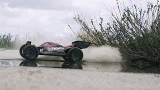 Load Video 2:  ARRMA FURY - 1/10th Electric 2WD Short Course Truck
