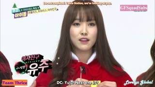 [ENG-SUB] 151223 MBC Weekly Idol - TWICE, Lovelyz, and GFRIEND Full Cut