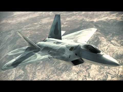 Megalith (Agnus Dei) - (with lyrics) - 37/48 - Ace Combat 4 Original Soundtrack
