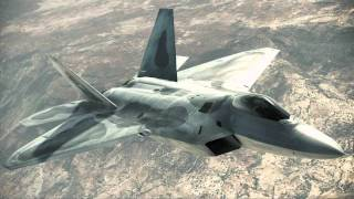 Megalith (Agnus Dei) - (with lyrics) - 37/48 - Ace Combat 4 Original Soundtrack