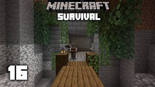 Minecraft: The Blacksmith - 1.15 Survival Let's play | Ep 16