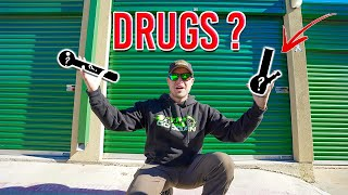 i-found-drugs-in-an-abandoned-storage-unit