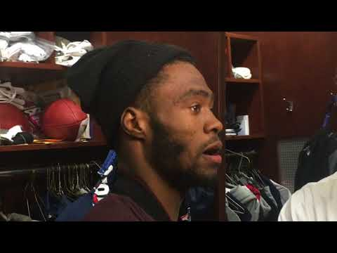 'I don't believe in magic'; Brandin Cooks talks about the late comeback