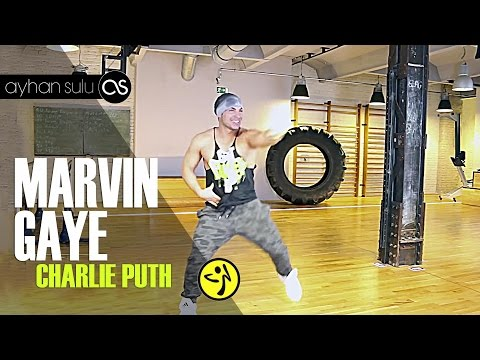 Zumba MARVIN GAYE – Charlie Puth // by A. SULU (Zumba – WARM UP/ POP)