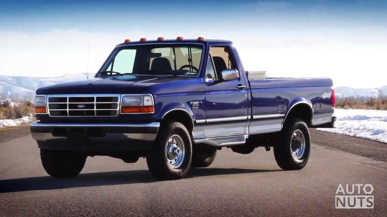 1996 f150 f250 truck specs [ 1280 x 720 Pixel ]