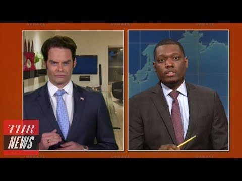 Download Youtube: Bill Hader Portrays Anthony Scaramucci on 'SNL: Weekend Update Summer Edition' | THR News