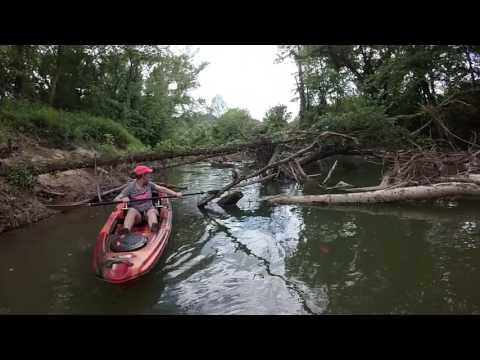 Johns creek kayaing