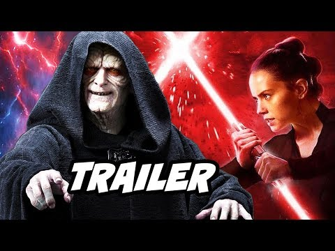 Star Wars Episode 9 Teaser Trailer and Mandalorian Early Review Breakdown