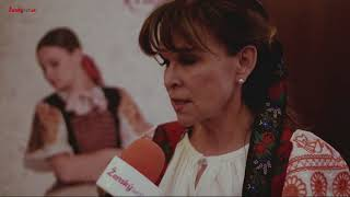 Mária Reháková: Krst knihy Odetí do krásy