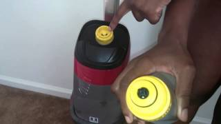 bissell proheat 2x revolution pet review and demo