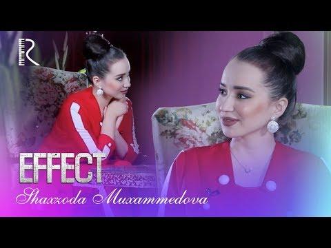 Effect 2-soni Shaxzoda Muxammedova | Эффект 2-сони Шахзода Мухаммедова #UydaQoling