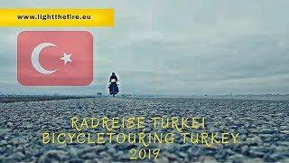 Radreise Türkei - Bicycletouring Turkey 2019