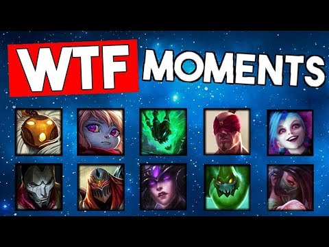 LOL: WTF Moments Ep. 1