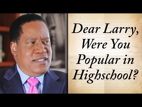 Larry Elder Answers Personal Questions From Fans | Larry Elder