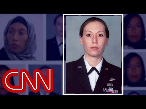 US says former Air Force specialist spied for Iran
