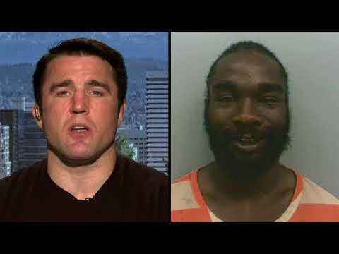 Chael Sonnen - Charles Krazy Horse Bennett makes me uneasy why he went to jail for 6 years