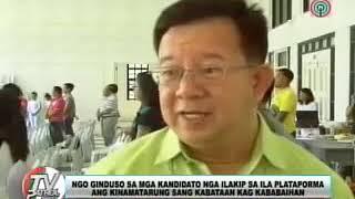 Children's Rights - TV Patrol Panay - Association CAMELEON