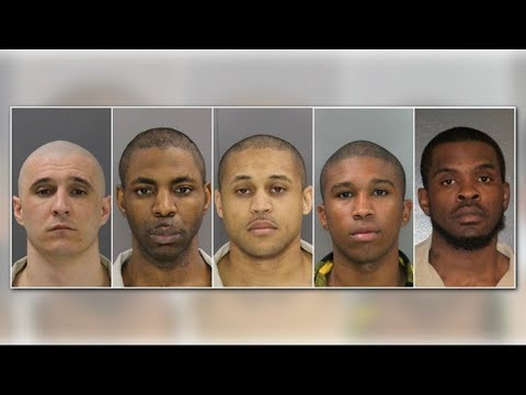 South Carolina inmates targeted U.S. military in sextortion scheme