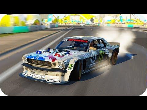 EL HOONICORN V2!! NUEVO CAR PACK DEL EQUIPO HOONIGAN RACING!! FH3