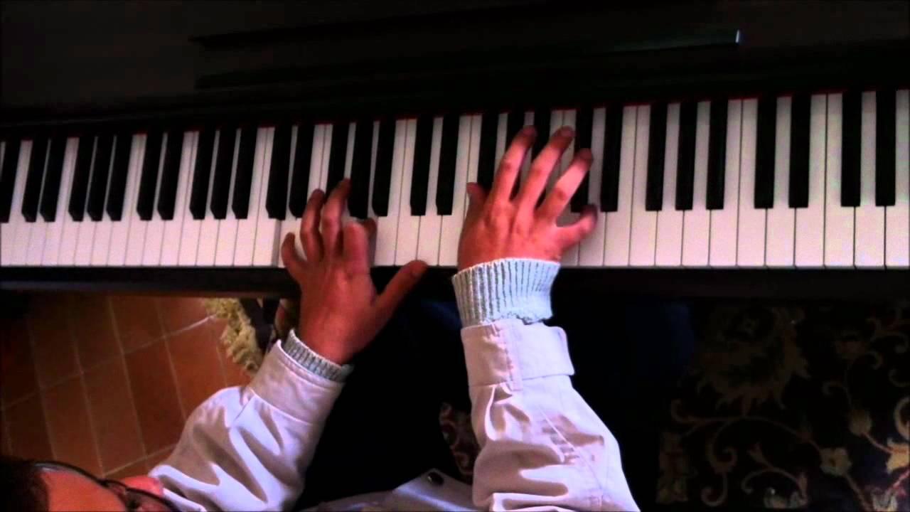 Cara a Cara - Marcos Vidal. Instrumental en piano en Re Mayor - YouTube