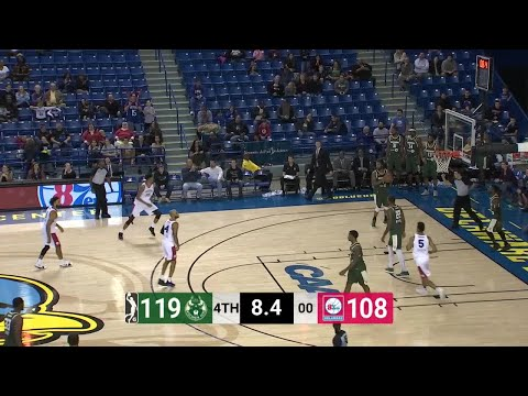 Furkan Korkmaz (27 points) Game Highlights vs. Wisconsin Herd