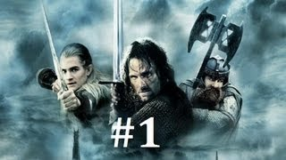The Lord of the Rings: The Two Towers - Walkthrough Part 1 - [HD] (PS2/Xbox/GameCube/GBA)