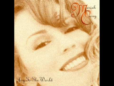 mariah carey - joy to the world (instrumental / karaoke) HQ.