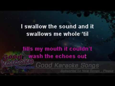 Drumming Song  - Florence And The Machine (Lyrics Karaoke) [ goodkaraokesongs.com ]