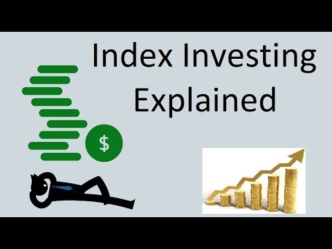 Index Fund Investing Explained in under 3 minutes