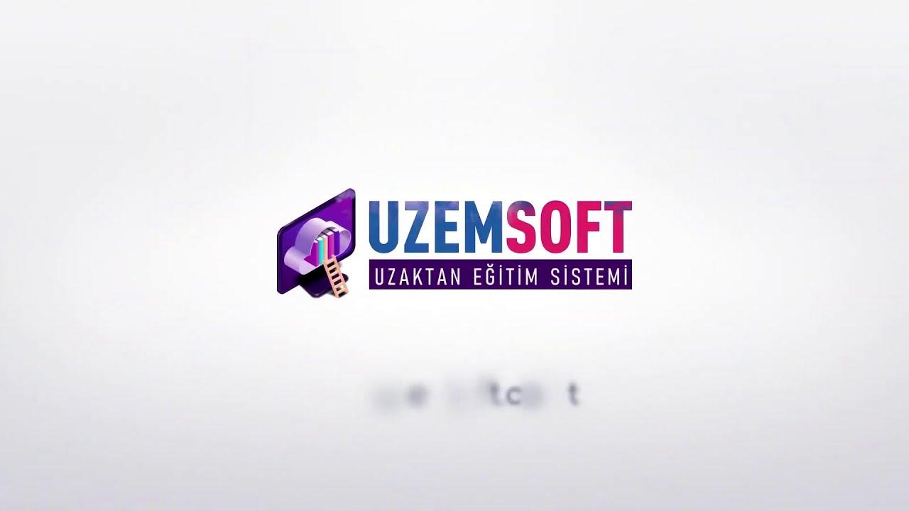 Uzemsoft Kurum Panelinde Ders Programı Oluşturma