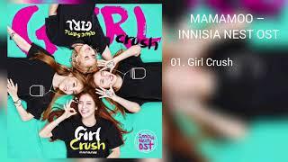 [DOWNLOAD LINK] MAMAMOO - GIRL CRUSH (MP3)