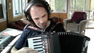 """Lollipops and Roses"" performed by Chris Joss on the Roland FR2 Accordion"