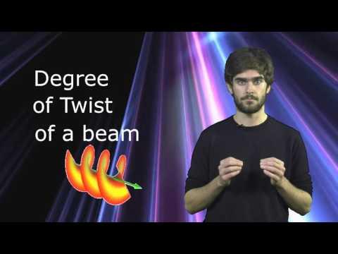 Orbital Angular Momentum (OAM) - Project MEFT -João Sabino
