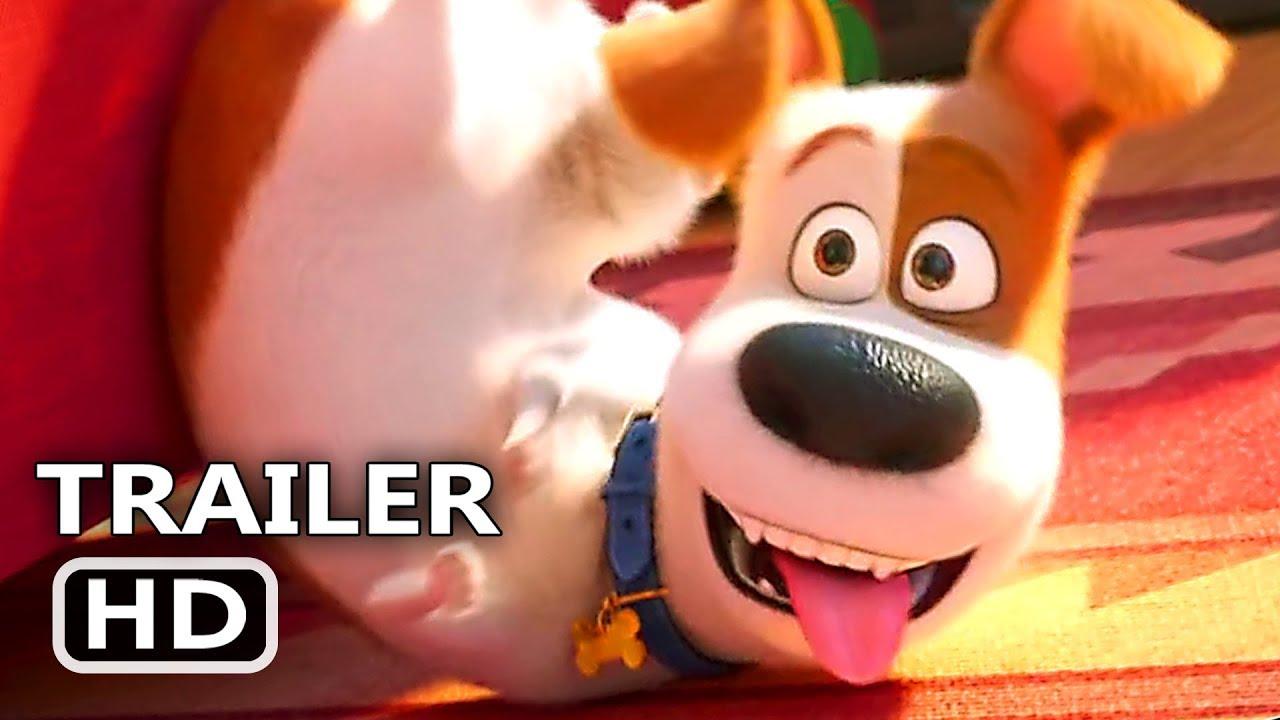 A Vida Secreta Dos Bichos O Filme Completo Dublado pets - a vida secreta dos bichos 2 trailer brasileiro dublado (2019)