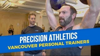 Welcome To Precision Athletics - The Best Fitness Gym in Downtown Vancouver