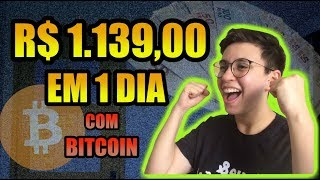 Baixar Como investir em bitcoins com pouco dinheiro (2019)
