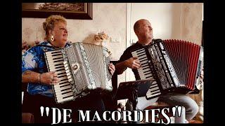"""Accordeon duo """"De Macordies"""" promotie video"""