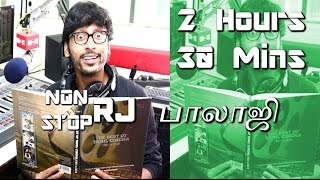 R.J. பாலாஜி - Take it Easy - Non Stop Fun