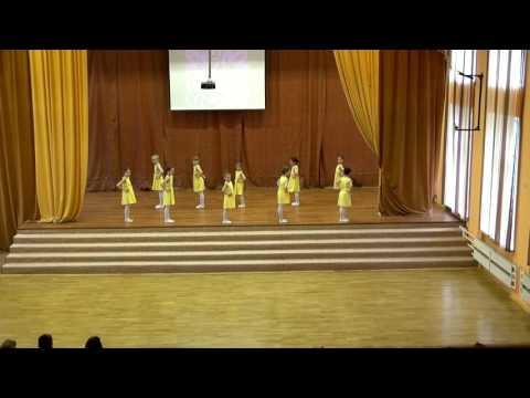 Отчётный концерт Танцевального ансамбля