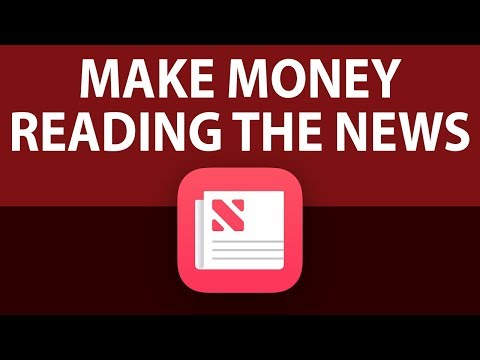 Unlimited $50 USD! Earn Real Money Simply By Reading News!