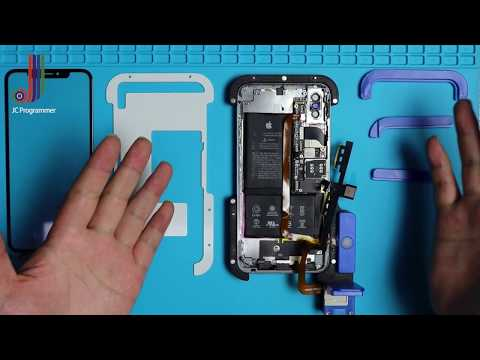 JC Touch Panel Function Testing Fixture For IPhone X/XS/XSMAX