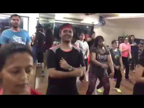Masala Bhangra At JGS Fitness Centre By Shalini Bhargava