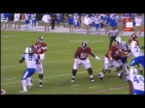 Jalen Hurts vs Kentucky (2016)