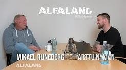 Mikael Runeberg –poliisi joka sekoitettiin Aarnio soppaan   ALFALAND