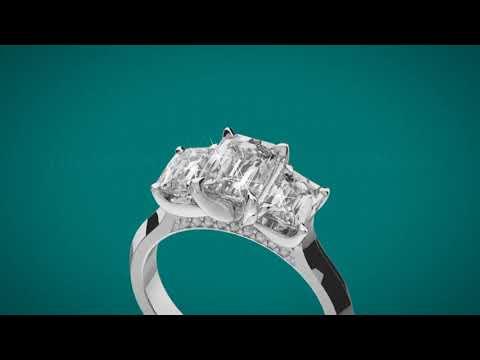 Solid Gold Diamonds - The Stunning Tycoon Cut Diamond