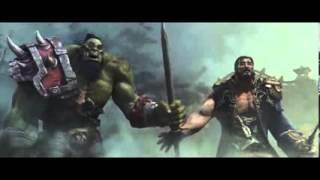 """Warcraft"" фильм-трейлер.Mists of Pandaria"