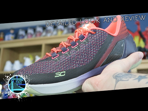Under Armour Curry 3 Low 'Full Circle' | Detailed Look and Review